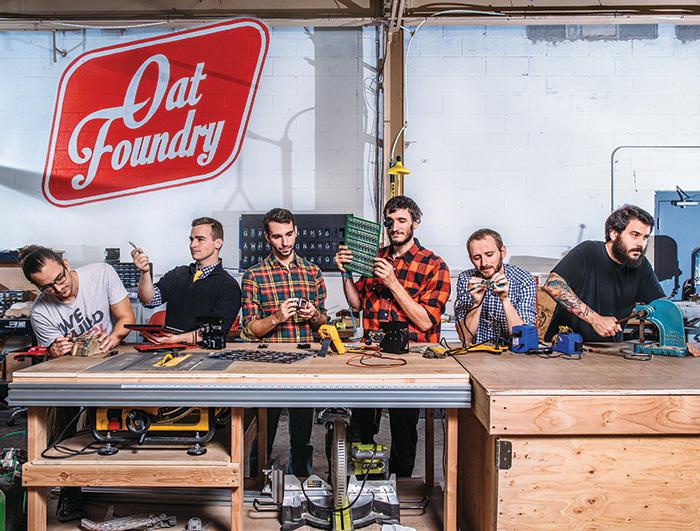 Luc Tenthorey, Mark Kuhn, Sean Rossiter, John Halko, Mike Courtney, James Vescio