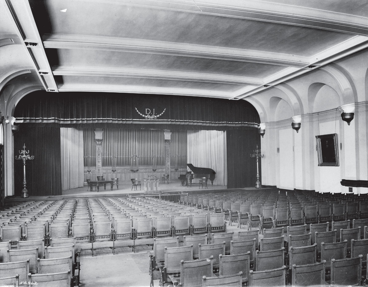 Main Building Auditorium