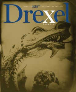 Drexel Anniversary Cover