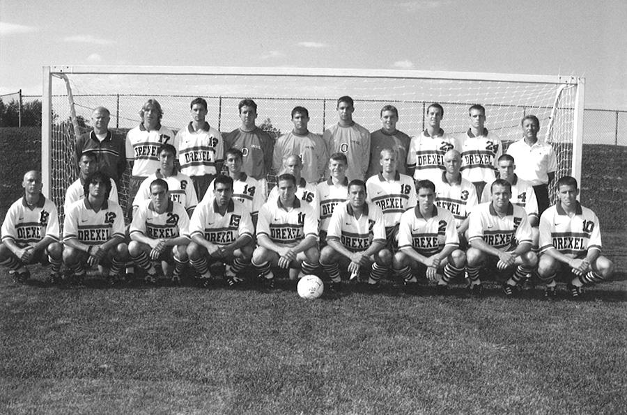 Drexel 1998 Soccer Team