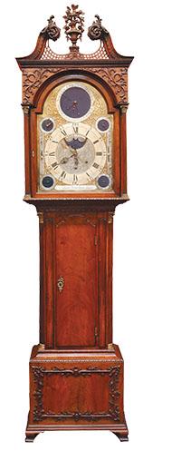 Rittenhouse Clock
