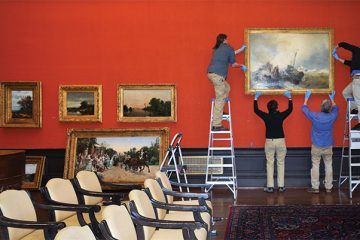 Art Collection by Drexel University founder