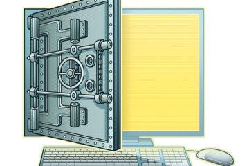 computer clip-art