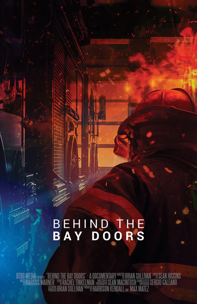 Behind the Bay Doors movie poster