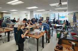 Science Leadership Academy