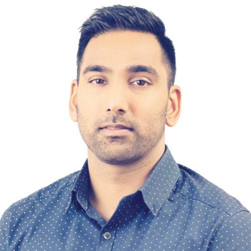 Pratik Patel <br><strong>35</strong>