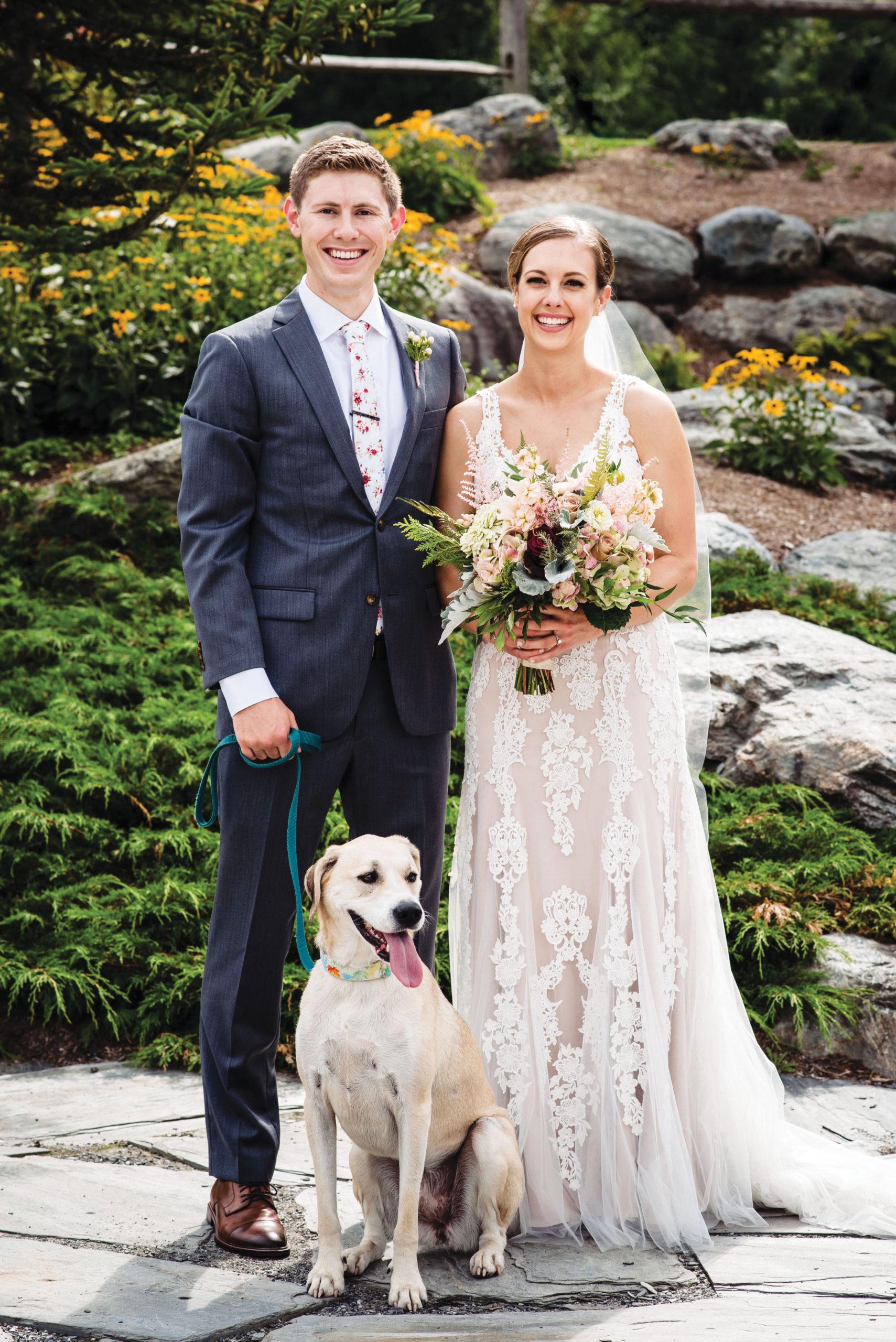 hart wedding photo