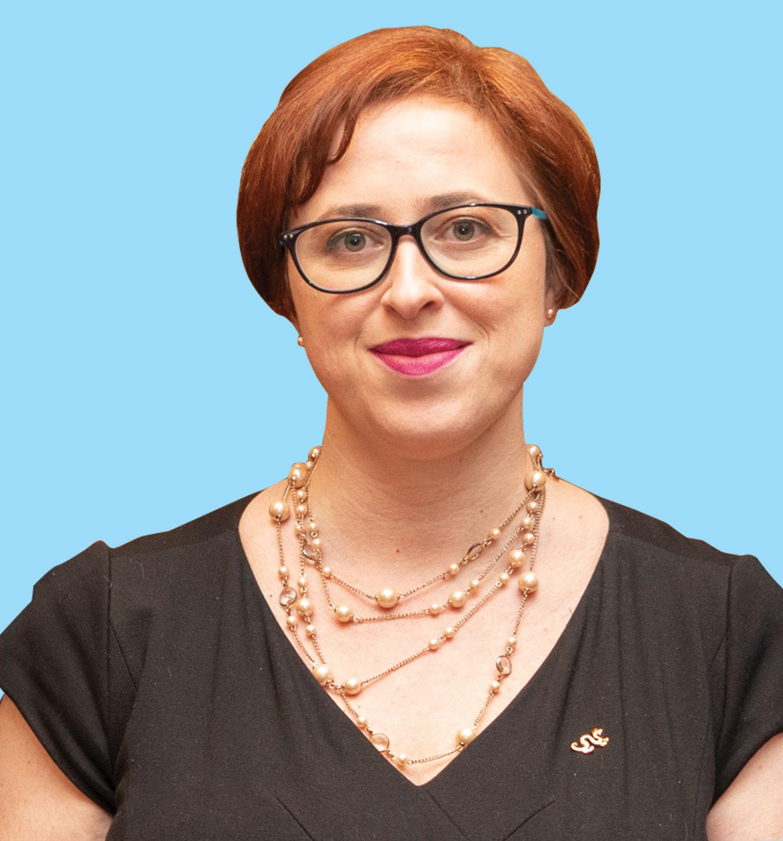 Natalie Chernets Headshot
