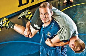 Off the Mat with Drexel's Wrestling Coach